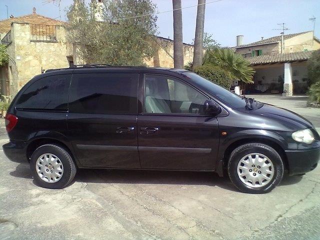 Chrysler Voyager (7 plazas)